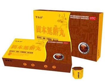 百通丹100盒