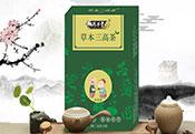草本三高茶