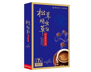 松茸蛹虫草(蓝盒)