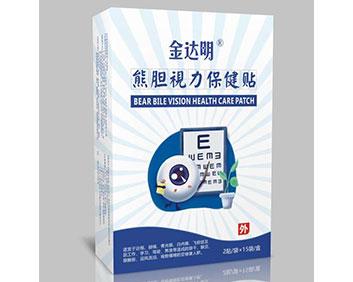 熊胆视力保健贴