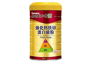 南京同仁堂强化钙铁锌蛋白质粉