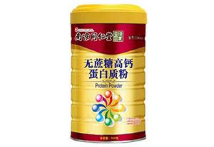南京同仁堂无蔗糖高钙蛋白质粉
