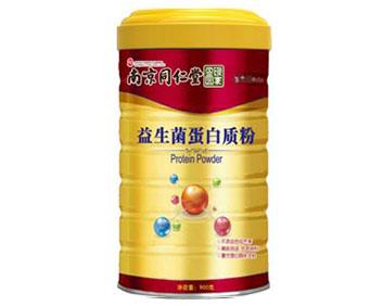 南京同仁堂绿金家园益生菌蛋白质粉