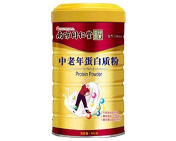 南京同仁堂绿金家园中老年蛋白质粉
