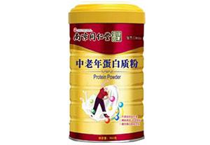 南京同仁堂中老年蛋白质粉