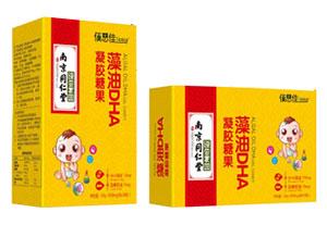 南京同仁堂藻油DHA凝胶糖果