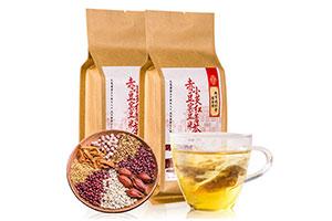 赤小豆芡实红豆薏米茶