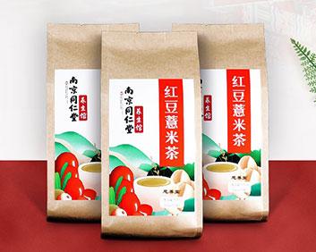 南京同仁堂红豆薏米茶