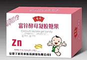 桂彤富锌酵母凝胶糖果.