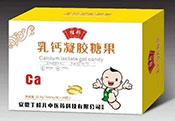 桂彤乳钙凝胶糖果.