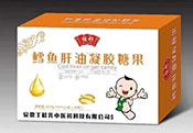 桂彤 鳕鱼肝油凝胶糖果