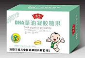 桂彤DHA藻油凝胶糖果.