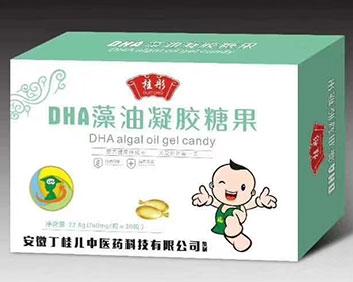 桂彤DHA藻油凝胶糖果