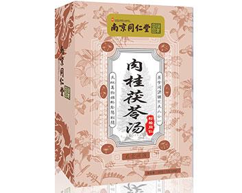 南京同仁堂肉桂茯苓汤