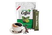 自立袋跨境电商外贸进出口OEM固体饮料出口袋装减肥绿咖啡