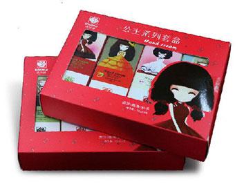 公主系列套盒