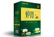 杏仁荷叶代用茶
