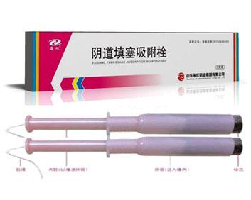 阴道填塞吸附栓(2 支装)