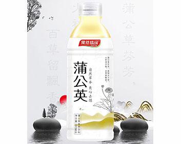 蒲公英植物饮料