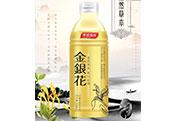 金银花植物饮料