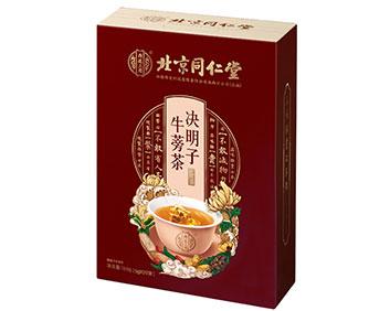 决明子牛蒡茶