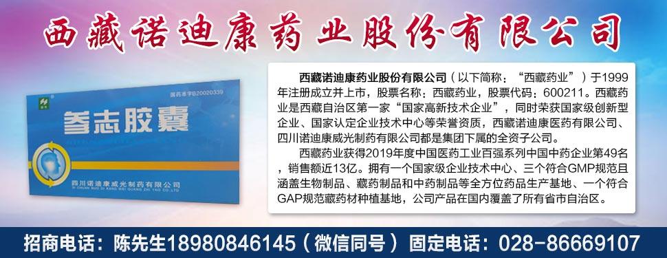 西藏诺迪康医药有限公司