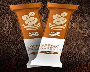 大今美白咖啡固体饮料