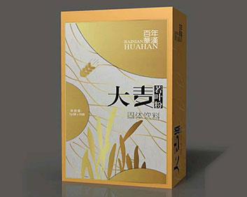 百年华汉大麦若叶粉固体饮料