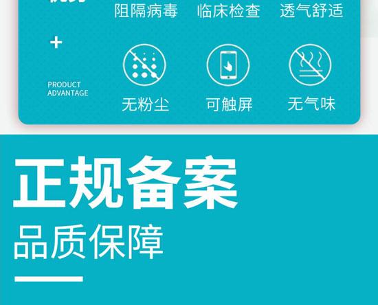 1168医药保健品网-【医用级PVC乳胶手套】招商代理彩页