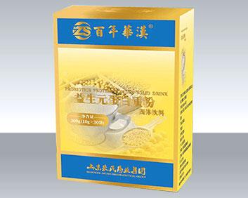 百年华汉益生元蛋白质粉