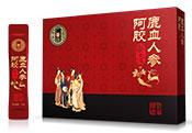 膏滋制品:鹿血人参阿胶蜜膏
