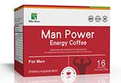 补充能量出口咖啡man energy coffee补肾咖啡跨境电商版