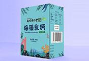 南京同仁堂海藻乳钙压片糖果
