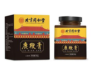 北京同仁堂鹿鞭膏