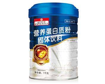 营养蛋白质粉固体饮料