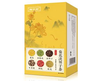 南京同仁堂 菊花决明子茶