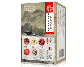 南京同仁堂安眠茶