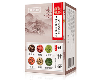 南京同仁堂益甘茶