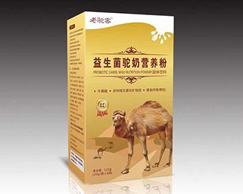 老驼客益生菌驼奶营养粉
