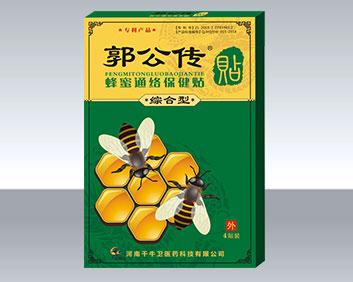 郭公传蜂蜜通络保健贴