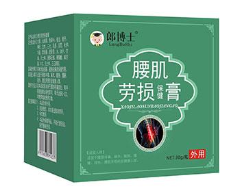 郎博士腰肌劳损膏30克/瓶..