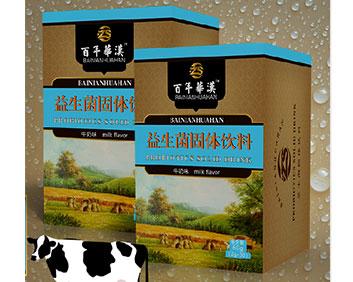 益生菌固体饮料(牛奶味)