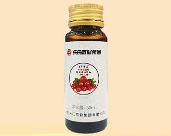 红参蔓越莓胶原蛋白饮品