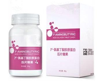 r-氨基丁酸压片糖果