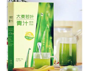 大麦若叶青汁固体饮料