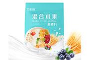 混合水果燕麦片