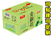 金银花凉茶植物饮料