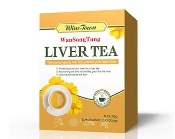 liver tea出口跨境电商护肝养肝袋泡茶oem定制加工