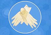 东贝一次性防疫手套