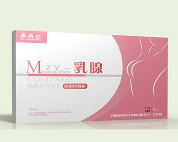 乳腺贴 6贴装 一类器械